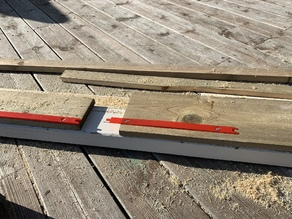 Ryobi Circular Saw guide rail