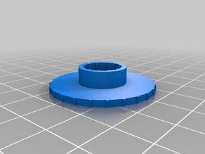 C270 Focus Ring - OpenSCAD included