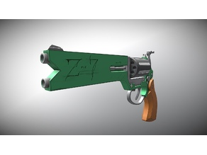 Z-701 Double Barrel Revolver (DBR)
