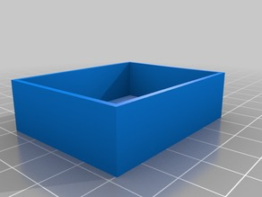 3D Printable Drawer