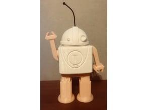 Timothy the robot