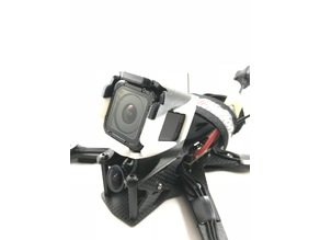 ImpulseRC Reverb GoPro Session Mount 30 (Fully Protected)