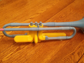 Printable Trumpet
