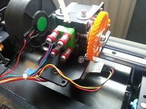 Herringbone Gear Set for Orca Extruder v10/v10b