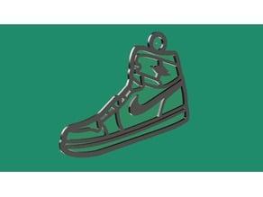 Air Jordan I Keychain