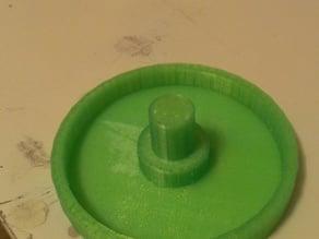 Taulman Spool Adaptor for Kossel Mini Top filament mount