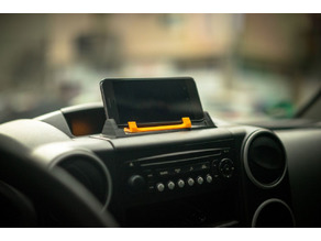 Rotating Phone Stand for your Car