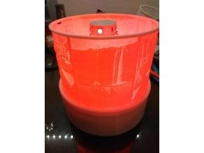 Lithophane RGB Light