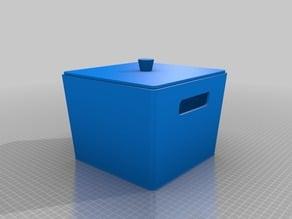 Customizable Small Waste Basket