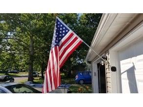 Flag Pole Holder Side Mount