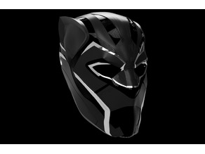 Black Panther D23 Helmet