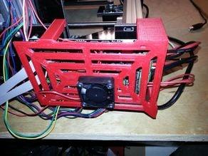 Ft-I3 Mega Mainboard cooler