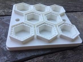 Pasta Hexagon Agnoloti Maker