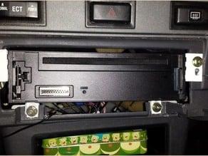 99 Toyota RAV4 Stereo Bracket (for single DIN stereos)