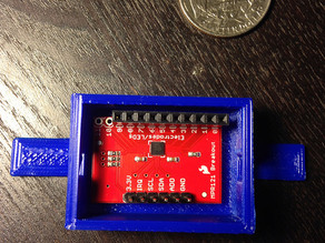 Case for MPR121 Capacitive Touch Sensor Breakout