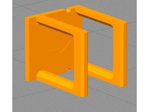 Mobula 7 - BetaFPV Pro Frame 2S Lipo Holder