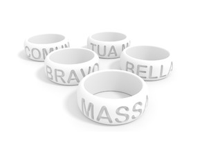 Bobert's Napkin Rings