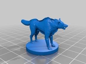 Wolf Miniature 2