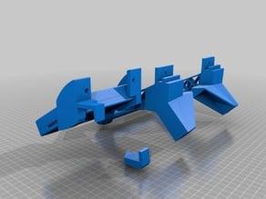 i3 use 12864box+8cmFan+Consumables rackand14cmFan