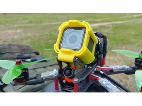 GoPro mount for BLAZE frame