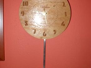 Deco Clock Face