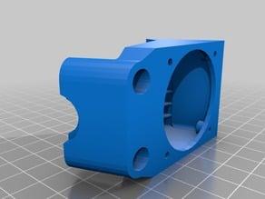 Fan Duct 40X40 E3D V6-1.75mm