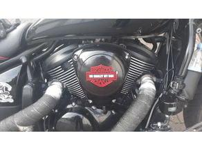 Kawasaki - No Harley my Son