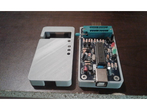 Pickit 2 case  canakit cr1301