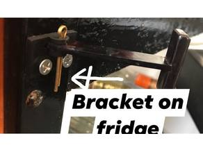 Norcold Fridge Latch Piece
