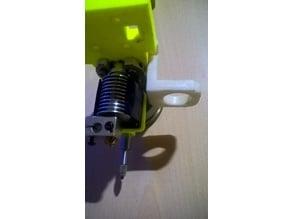 Anet A2 E3D Gauge holder