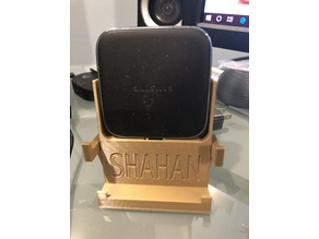 Samsung S9+ wireless charger stand