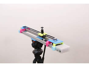Motorized Camera Slider MK3