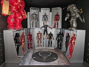 Hall of Armor Alcove