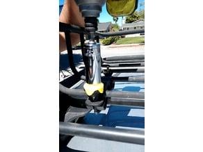 car roof rack u-bolt clamp wing-nut socket bit