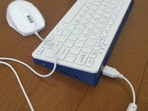 Raspberry Pi 3 B/B+ case