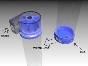 CO2 Active Reactor