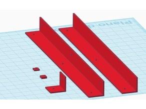 UPDATE | DIY Light Box folio corner + pin holder