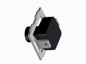 QAV250 Race Quad Kamera Mount for small 600 TVL Cameras