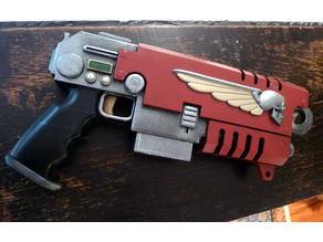 Absolver Bolt Pistol