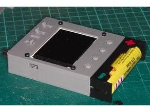 case - DSO138 mini oscilloscope 002