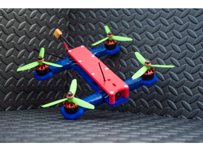 4 inch fredstyle drone
