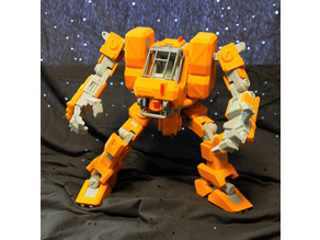 Heavy Construction Walker (Action Figure)