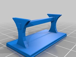 Simple Tavern Table 28mm for Openforge