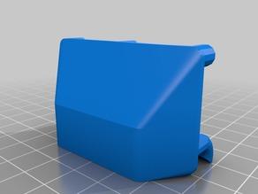 My Customized Pegstr - Pegboard Wizard - NVIDIA Shield Remote Holder