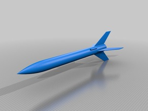 LAUNCH-ABLE 3-D PRINTED ROCKET