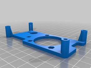 Monoprice Select Mini 40mm Controller Fan and Auxilliary Bracket