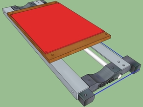 Printrbot Simple Bed Extension