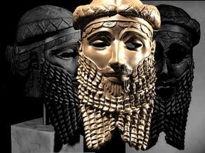 Sargon of Akkad mask
