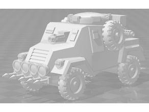 Genestealer Scout - GSC - WH40k