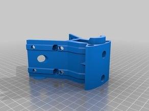 Griffin 3D Printer Vertical 20mm x 40mm Upper/Lower Frame Vertex
